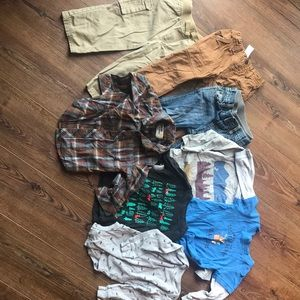 Lot of clothes for 18 month boy